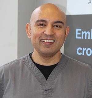 Dr Rana Chatterjee